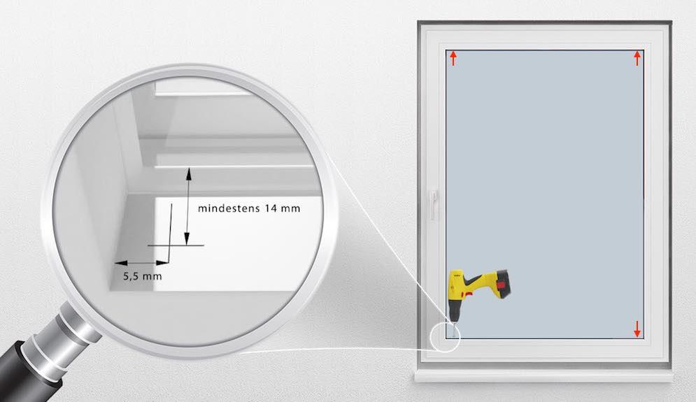 Plissee Montageanleitung Fur Die Montage A In Der Glasleiste